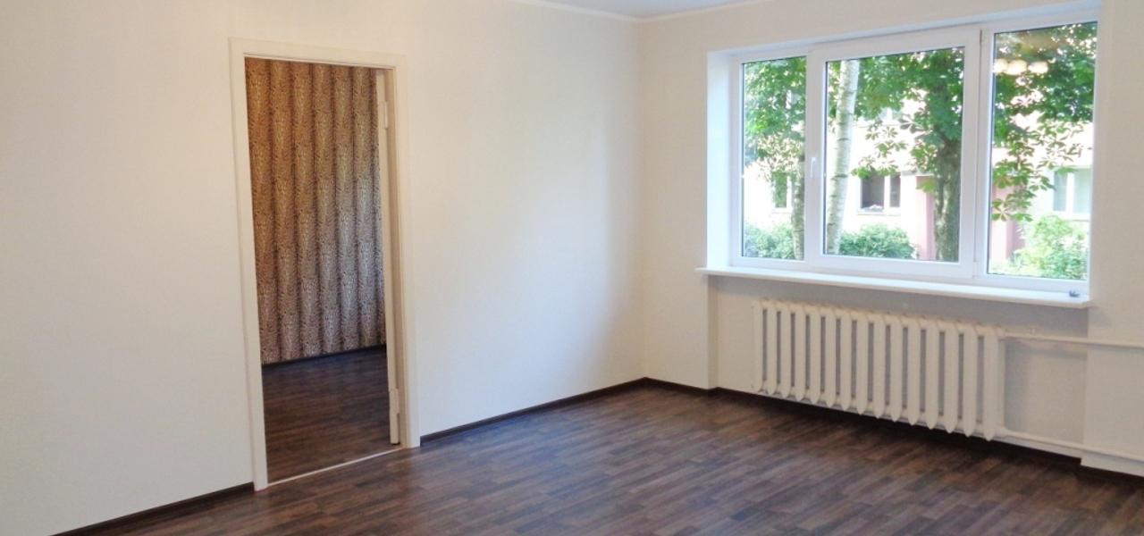 Renoveeritud korter