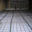 Põranda valamine 1